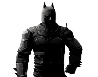 Batman Re-imagined