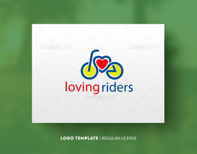 Loving Riders Regular Logo $30