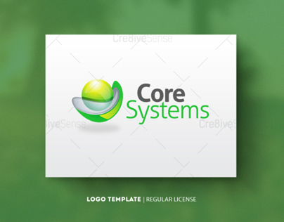 Core Systems Regular Logo $30