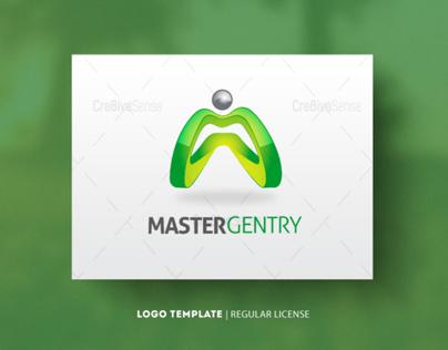 Master Gentry Regular Logo $30