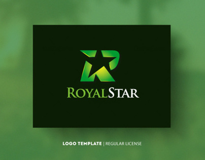 Royal Star Regular Logo $30