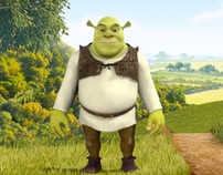 McDonalds Shrek Trek