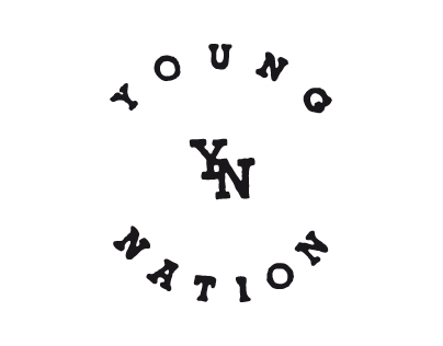 Logo pour la Young Nation
