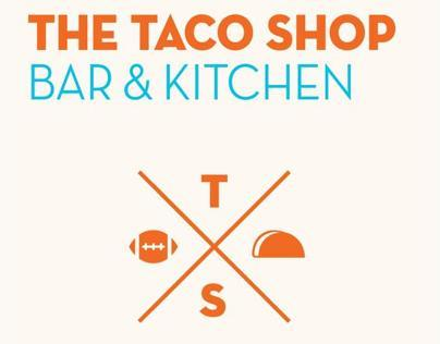 Brand Guidelines Booklet: Taco Shop