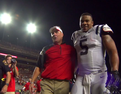 Ole Miss Sports Productions: 2013 Shots of the Year