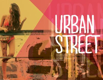 Graffiti Beach Magazine - Urband Street lookbook