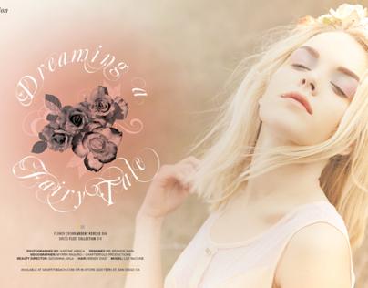 Graffiti Beach Mag. - Dreaming a Fairy Tale lookbook