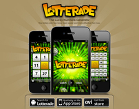 Lotterade - The Lucky Numbers Generator