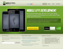 AppStrides - Mobile Apps Development