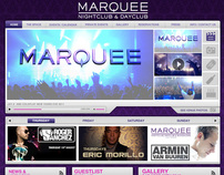 Marquee Las Vegas Night Club
