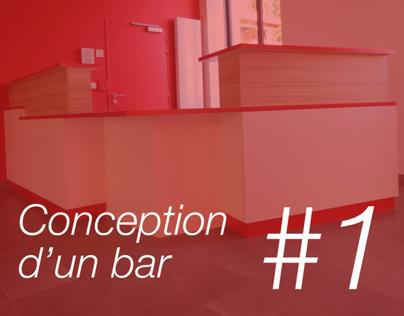 Bar // Salle de sport