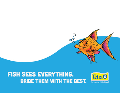 :: Fish Sees Everything ::