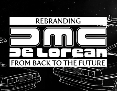 :: RE BRANDING - Inspired from Back to the Future ::