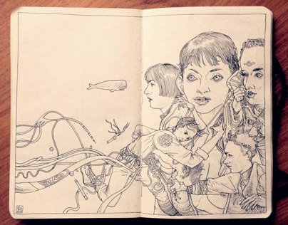 2.2 Sketchbook 2013