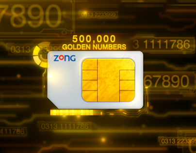 Zong Golden number TVC