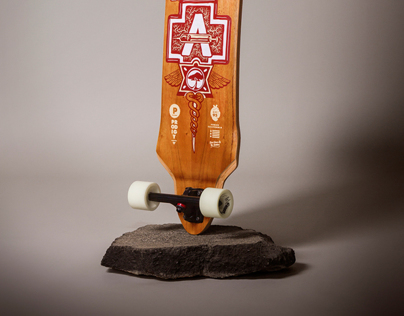 2014 Arbor Downhill Skateboards