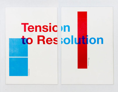 Tension To Resolution: A Design Methodology