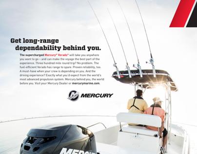 Mercury Product Ads