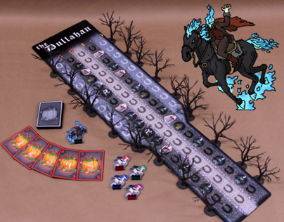 The Dullahan (Headless Horseman game)