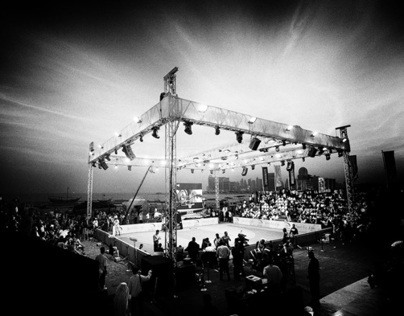 FIBA 3x3 All Stars, Katara Beach, Dec. 12th, 2013