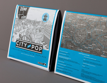 City of Pop III - CITY MAP