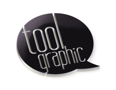 3d logo Toolgraphic