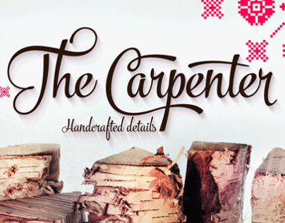The Carpenter Typeface