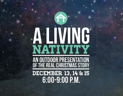 A Living Nativity