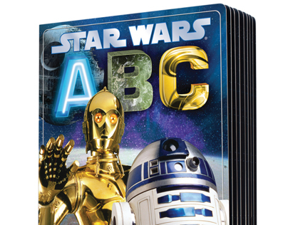 Star Wars board book series - ABC, 123, & COLORS