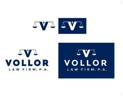 Vollor Law logo