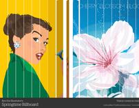 Ben the Illustrators Seasonal Billboard