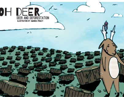 OH Deer! Deer and Deforestation