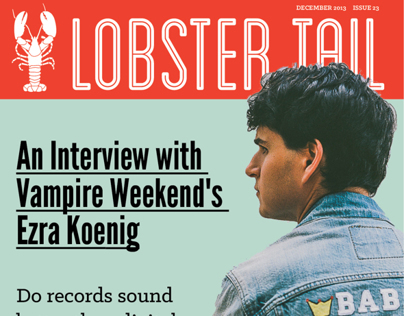 Lobster Tail Music Magazine