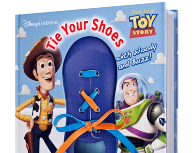Tie our Shoes Books (2)