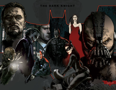 The Dark Knight Tribute (2012)