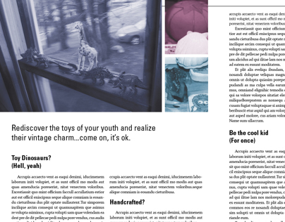 American Coffee Shop Magazine Article
