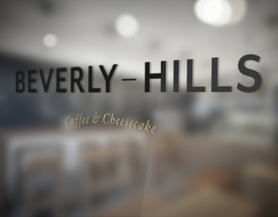 Beverly-Hills coffee & cheesecake