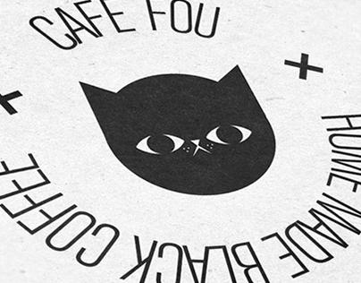 Cafe Fou™ - Branding