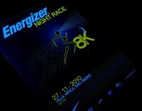 Energizer Night Race - Full Communication