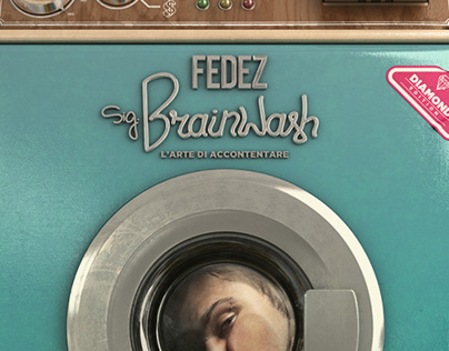 FEDEZ - Sig. Brainwash - DIAMOND EDITION