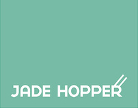 Jade Hopper / Visual Identity