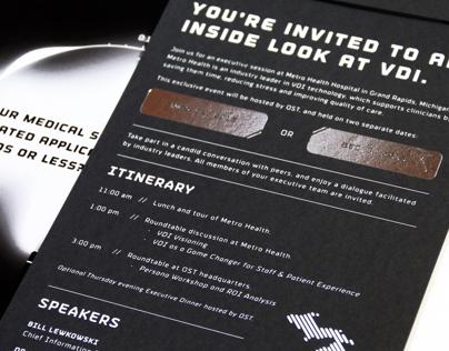 VIP Event X-Ray Invitation