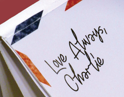 The Perks of Being a Wallflower - Book Design