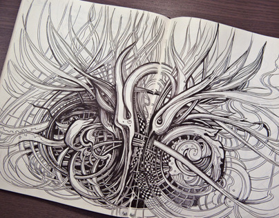 Sketchbook 2013 (vol.4)