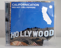 Thesis: Californication album redesign