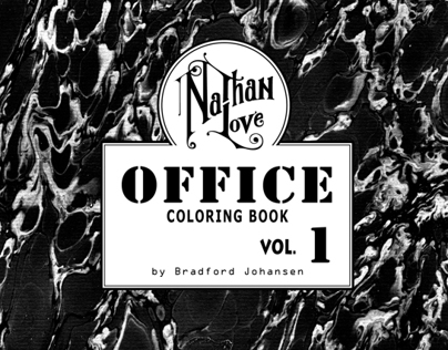Nathan Love Coloring Book