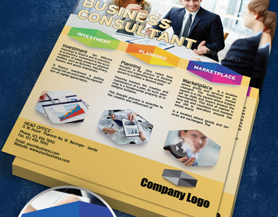 Multi-Purpose Modern Flyer Template For Business - 4