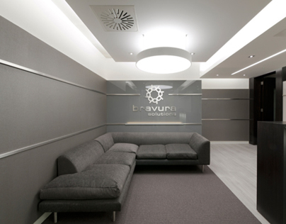 Office Design For Bravura Solutions