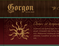 Gothic Shop Gorgon