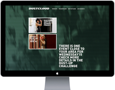 Dustcloud website